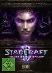 StarCraft 2 Hearts of the Swarm