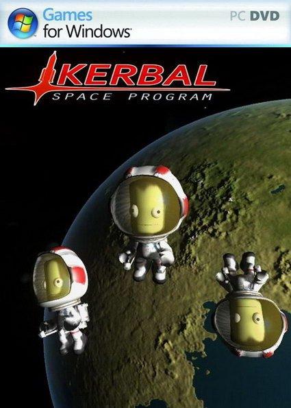 Название на английском kerbal space program