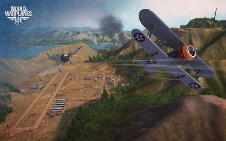Скачать игру world of warplanes