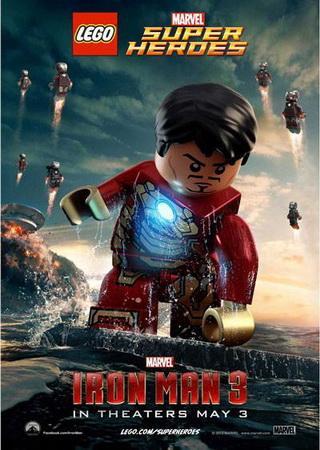 Название на английском lego marvel super heroes