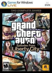 ������� ���� Grand Theft Auto IV: Episodes From Liberty City ��������� � vgames.biz