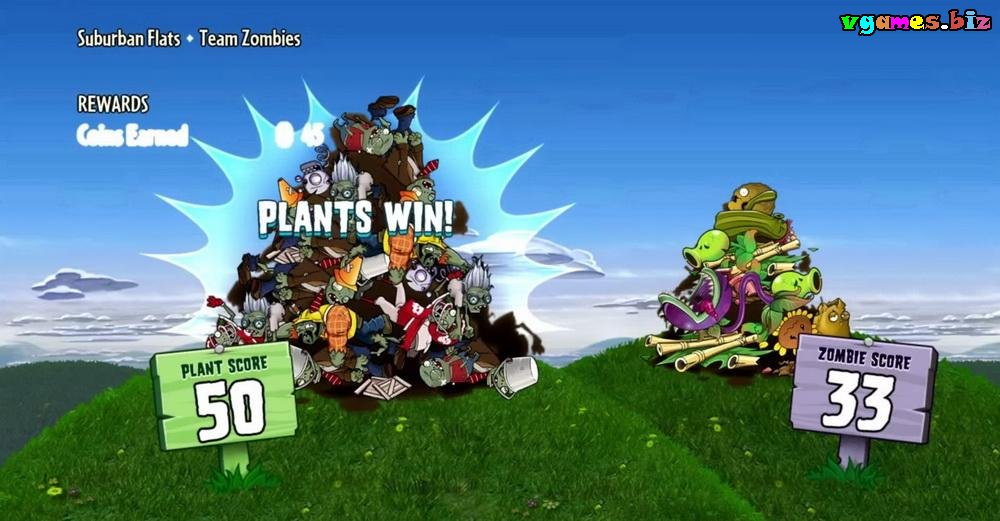 Скачать игру plants vs zombies garden warfare на