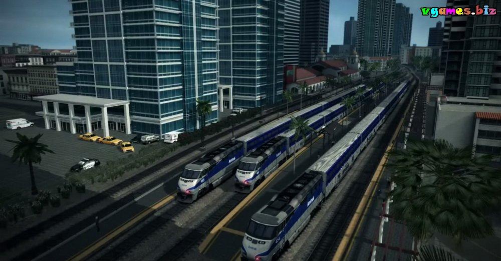 Train simulator 2015 (2014) скачать через торрент игру.
