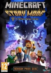 Minecraft: Story Mode - A Telltale Games Series на ПК