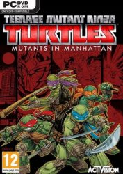 Скачать Teenage Mutant Ninja Turtles: Mutants in Manhattan на компьютер