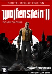 Скачать Wolfenstein II: The New Colossus на компьютер