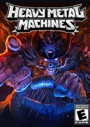 Скачать Heavy Metal Machines на компьютер