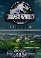 Скачать Jurassic World Evolution на компьютер