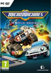 Скачать Micro Machines World Series на компьютер
