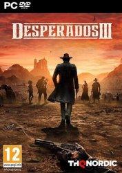Скачать Desperados III на компьютер
